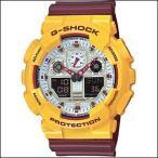 ショッピングShock 海外カシオ 海外CASIO 腕時計 GA-100CS-9AER G-SHOCK ジーショック