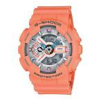 ショッピングShock 海外カシオ 海外CASIO 腕時計 GA-110DN-4A G-SHOCK ジーショック ダスティ ネオン アナデジ メンズ