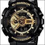 ショッピングShock CASIO カシオ 腕時計 GA-110GB-1AJF メンズ G-SHOCK ジーショック Black × Gold Series ブラック×ゴールドシリーズ