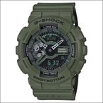 ショッピングShock 海外CASIO 海外カシオ 腕時計 GA-110LP-3A G-SHOCK ジーショック メンズ
