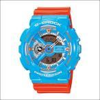 ショッピングShock 海外CASIO 海外カシオ 腕時計 GA-110NC-2A メンズ G-SHOCK ジーショック 90sスタイル ペア