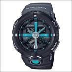 ショッピングShock 海外CASIO 海外カシオ 腕時計 GA-500P-1A G-SHOCK ジーショック メンズ