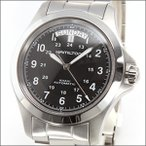 ハミルトン HAMILTON 腕時計 H64455133 Khaki King Auto カーキ キング オート 自動巻き メンズ