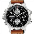 ショッピングハミルトン ハミルトン HAMILTON 腕時計 H77616533 メンズ Khaki カーキ X-Wind エックスウィンド