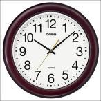 カシオ CASIO クロック IQ-132-5JF 掛時計 壁掛け スムーズ秒針 木枠