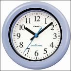カシオ CASIO クロックIQ-180W-2JF掛時計 防湿・防塵