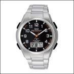 Q&Q キュー&キュー CITIZEN シチズン 腕時計 MD02-205 メンズ SOLARMATE ソーラーメイト 電波ソーラー