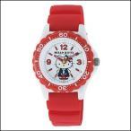キュー&キュー Q&Q シチズン CBM 腕時計 VQ75-232 レディース ハローキティ Hello Kitty ダイバーズウォッチ