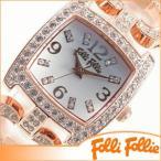【箱なし特価】【赤字覚悟!在庫一掃SALE】【アウトレット】フォリフォリ腕時計 Folli Follie 時計WF5R120BSSレディース