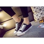 スニーカー スリッポン レディース メンズ レディースシューズ キャンバスシューズ ローカット 靴 キャンバス 歩きやすい 痛くない 履きやすいの画像