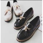 ショッピング パンプス レディース 靴 リポン 歩きやすい ローヒール 春 オフィス シューズ フォーマル 通勤  走れる