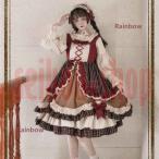 ジャンパースカート ゴシック スリップドレス オリジナル