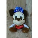 【お買い得商品】Disney/キャラクター/ミニーマウス/ぬいぐるみ/非売品/【新品】◆メール便不可◆