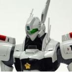 バンダイ MG 1/35 パトレイバー イングラム スペシャルセット(点滅式パトランプ)