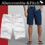 ショッピングAbercrombie アバクロ ショートパンツ A&F Classic Fit