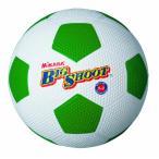 ミカサ サッカーボール3号球 ホワイト/グリーン 小学校用 F3 W/G