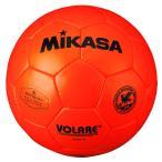 ミカサ サッカーボール5号 検定球 オレンジ SVC501-O