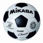 ミカサ サッカーボール検定球5号 ホワイト/ブラック 一般/大学/高校/中学校用 SVC500 W/BK
