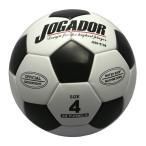 LEZAX(レザックス) サッカーボール 4号球 ホワイト×ブラック JDSB-6106