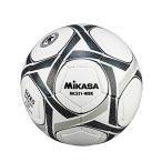 ミカサ サッカー5号 手縫い 検定球 サックス黒 MC551-SBK 並行輸入品
