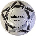 ミカサ サッカー 検定球5号 白×黒 デザイン 貼り 人工皮革 天然ゴムチューブ MC55-WBK MC55-WBK