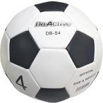 Be Active(ビーアクティブ) 合皮サッカーボール4号