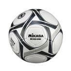 ミカサ サッカー4号 手縫い 検定球 白黒 MC450-WBK 並行輸入品