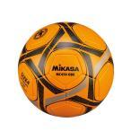ミカサ サッカー4号 手縫い 検定球 オレンジ黒 MC450-OBK 並行輸入品