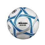 ミカサ サッカー5号 手縫い 検定球 白青 MC550-WBL 並行輸入品