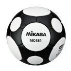 ミカサ ミカササッカーボール4号白黒 MC481-WBK