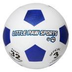 LEZAX(レザックス) LITTLE PAW SPORTS ゴムサッカーボール LPFS-5768