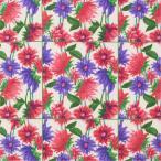 シビラ 綿小風呂敷 Sybilla デステ・ヨス(ピンク)中巾(50cm幅) エコバッグ 手拭い 母の日 父の日 プレゼント