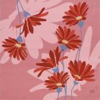 シビラ 綿小風呂敷 Sybilla マルガリータ(ピンク)中巾(50cm幅) エコバッグ 母の日 父の日 プレゼント 手拭い