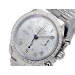 オメガ OMEGA スピードマスター 自動巻き クロノグラフ レディース 腕時計 32415384005001 (代引き不可)