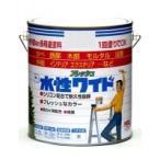 「代引不可・同梱不可」ニッペ ホームペイント 多用途塗料 水性フレッシュワイド 3.2L