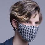 マスク 秋冬 オシャレ 3枚組 男女兼用 格子柄 無地 洗える マスク コットン 綿 マスク 風邪 花粉症対策 花粉予防