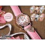 【disney_y】 ミッキー 腕時計 ディズニー Disney ミッキー レディース  本牛革 レザー ハート アウトレット