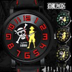 アウトレット 腕時計 ワンピース ONE PIECE グッズ アニメ 4カラー 腕時計 メンズ レディース アウトレット
