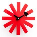 インテリア時計 壁掛け時計 デザイン ジョージ・ネルソン アスタリスククロック