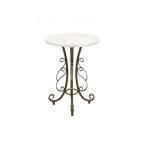 サイドテーブル 小型テーブル 小物置き コーヒーテーブル 丸天板カフェテーブル セレスティア サイドテーブル