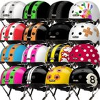 ドイツ生まれのおしゃれで高品質なキッズ用ヘルメット Melon Helmets(メロンヘルメット)XXS-S(46-52cm) 【自転車とセットで買えば送料無料!】