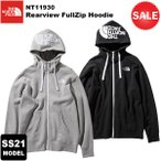 THE NORTH FACE(ノースフェイス) Rearview FullZip Hoodie(リアビューフルジップフーディ) NT11930