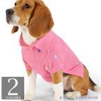 ラルフローレン ドッグウェア : Embroidered Cotton Dog Polo [犬用ポロシャツ/刺繍パターン]