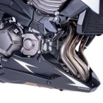 Puig 6507J ENGINE-SPOILER (MATT BLACK) Kawasaki Z800 (13-15) プーチ アンダーカウル