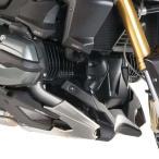 Puig 7690J ENGINE SPOILER (MATT BLACK) BMW R1200R/RS (15-17)  プーチ アンダーカウル