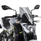 Puig 9369H NEW GENERATION LONG (SMOKE) Kawasaki Z650 (17-) プーチ スクリーン カウル