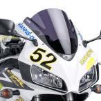 Puig 1665F RACING-SCREEN (DARK SMOKE) HONDA CBR1000RR (04-07) プーチ スクリーン カウル