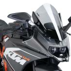 Puig 7004H RACING SCREEN (SMOKE) KTM RC390/200/125 (14-15) プーチ スクリーン カウル