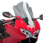 Puig 7007H SCREEN TOURING (SMOKE) HONDA VFR800F (14-15) プーチ スクリーン カウル