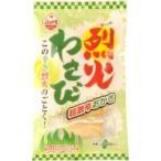 送料無料 植垣米菓 こだわりの味 烈火わさび 30g×12 代引き・同梱不可